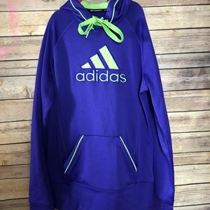 Adidas Hoodie Sweater Spell out